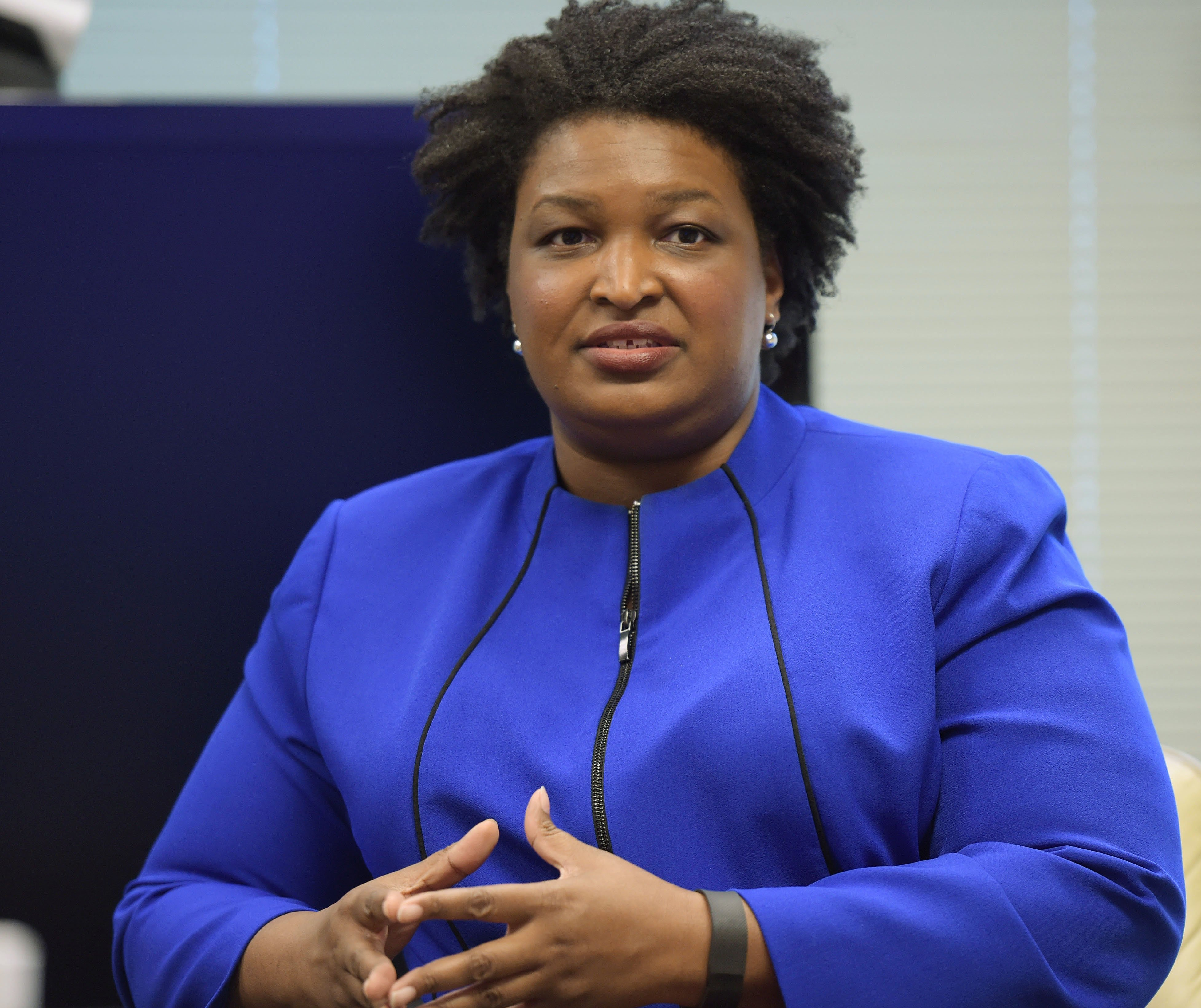 Stacey Abrams is running for governor because she has a vision for Georgia where equality fosters prosperity amp everyone has the chance to thrive Vote 116